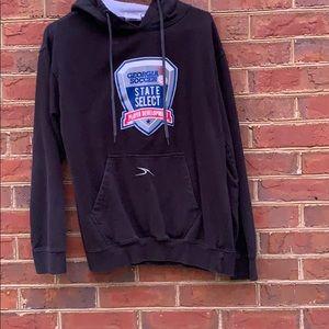 Tops - Ga State ODP soccer hoodie